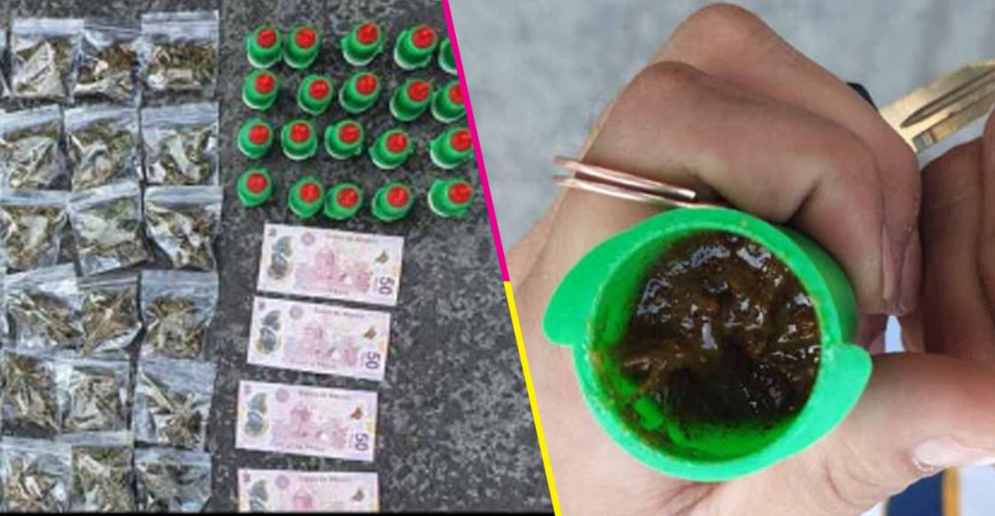 Detienen a tres por vender marihuana en dulces de tamarindo cerca de CU