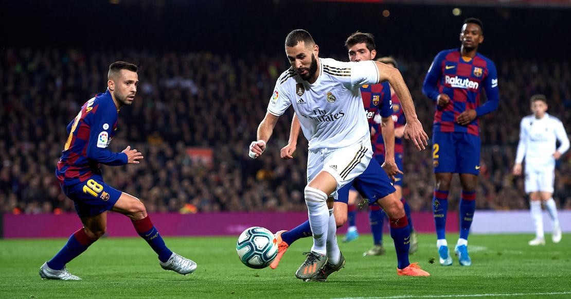 Revelan fecha para el clásico entre Real Madrid y Barcelona en el Bernabéu