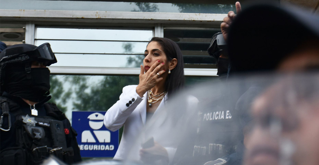 """Operadora de Los Zetas """"La Jefa"""" es prima hermana de fiscal de Veracruz"""
