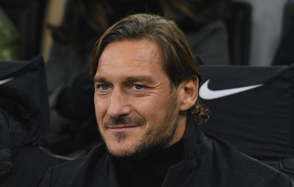 Totti reveló que los 'Galácticos' le recriminan no haber fichado con el Real Madrid