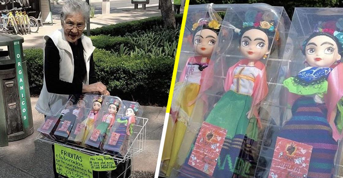 Friditas: Las muñecas artesanales que demuestran que sí hay cosas bonitas hechas en México