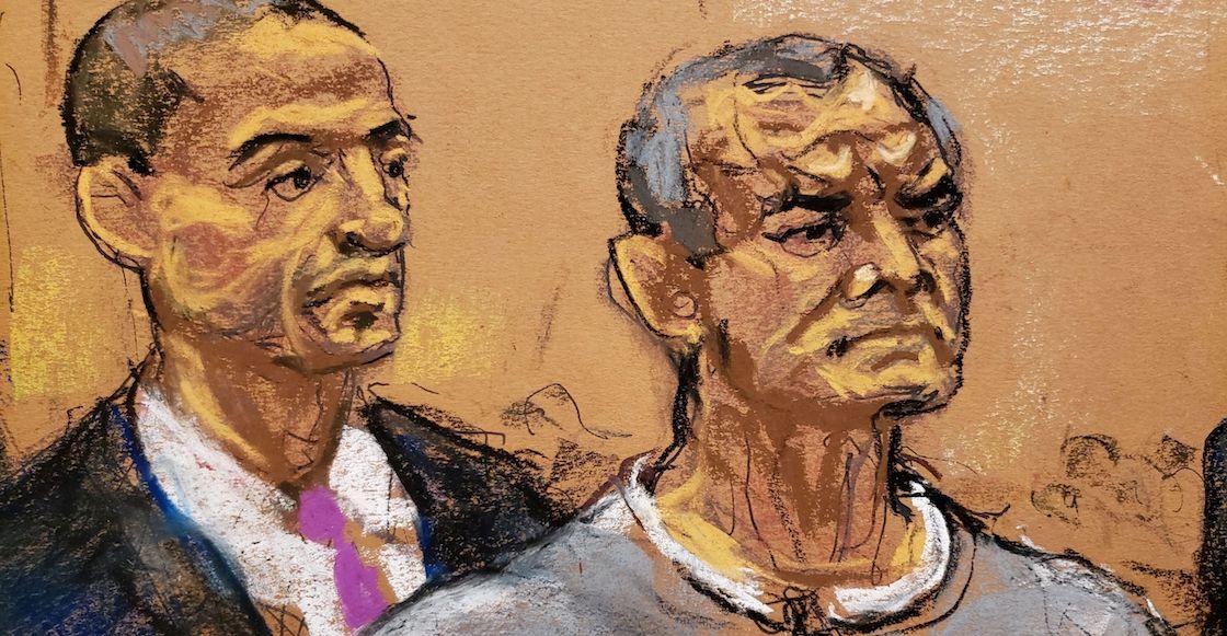 Juez rechaza segundo intento de Garcia Luna para salir bajo fianza