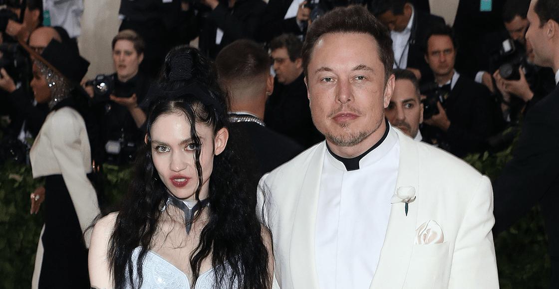 Fíjate, Paty: ¡Grimes podría estar embarazada de Elon Musk y así lo anunció en Instagram!