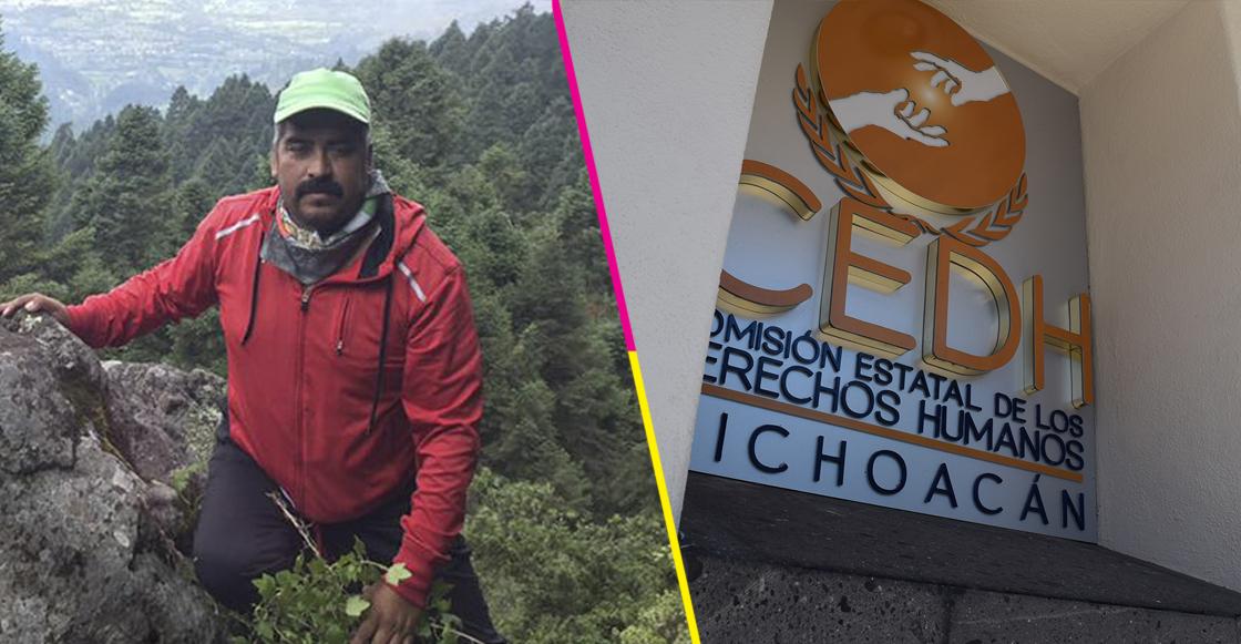 El activista ambiental Homero Gómez González se encuentra desaparecido