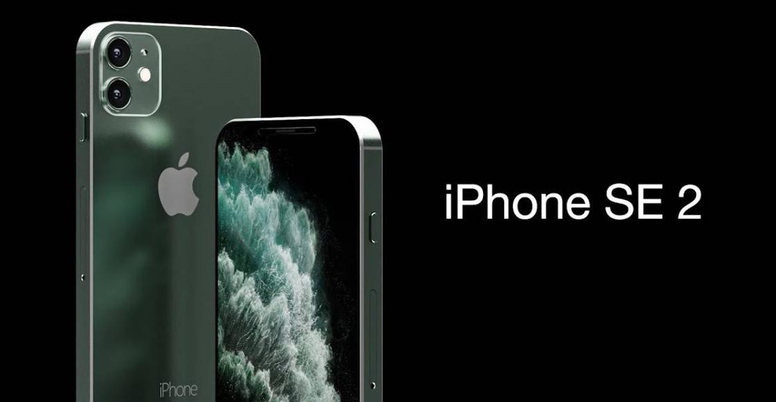 iPhone SE 2: El smartphone 'económico' de Apple ya tendría fecha de salida