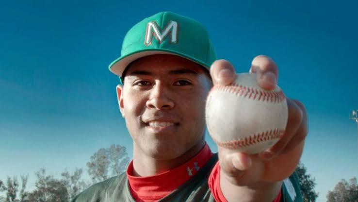 Él es Jared Loyo, la 'joya' mexicana de 16 años que jugará con los Phillies en la MLB