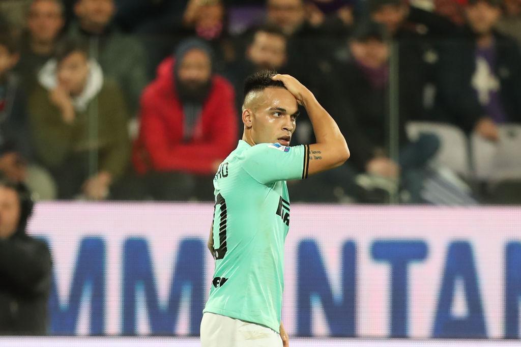 """Zanetti termina con las ilusiones del Barcelona: """"Lautaro no sale del equipo"""""""