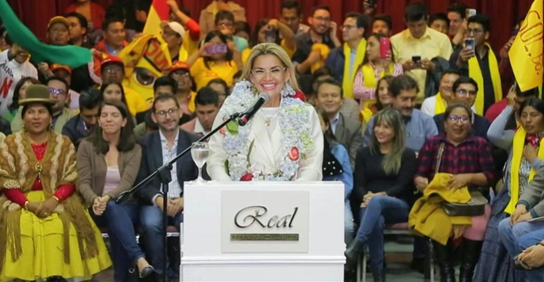 Jeanine Áñez anuncia que irá por presidencia de Bolivia; pide renuncia del gabinete interino
