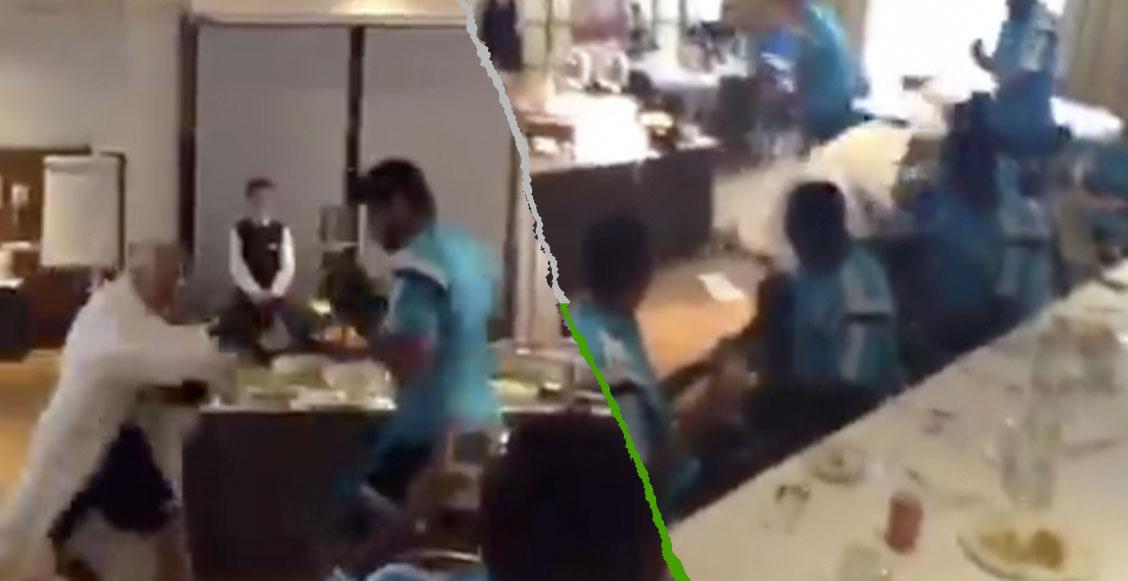 ¡KO! John Terry reveló video donde Diego Costa noquea al masajista del Chelsea