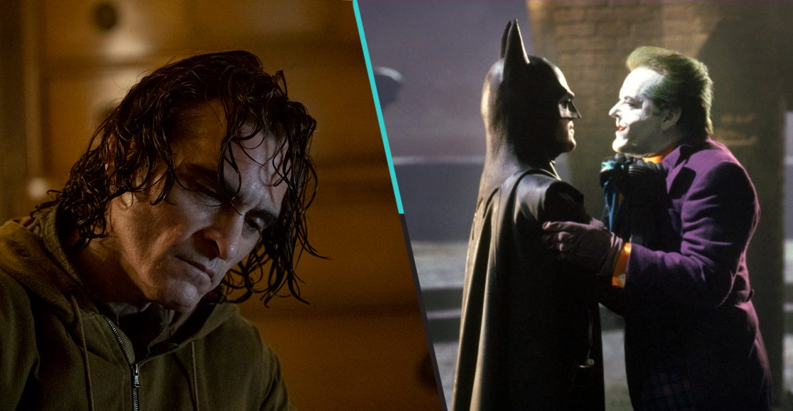 Esta imagen prueba que 'Joker' está conectado a la película 'Batman' de Tim Burton 😱