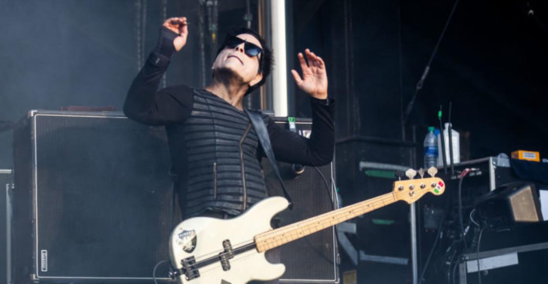 Bajista de Mars Volta y Marilyn Manson cae en coma después de sufrir accidente en una bicicleta