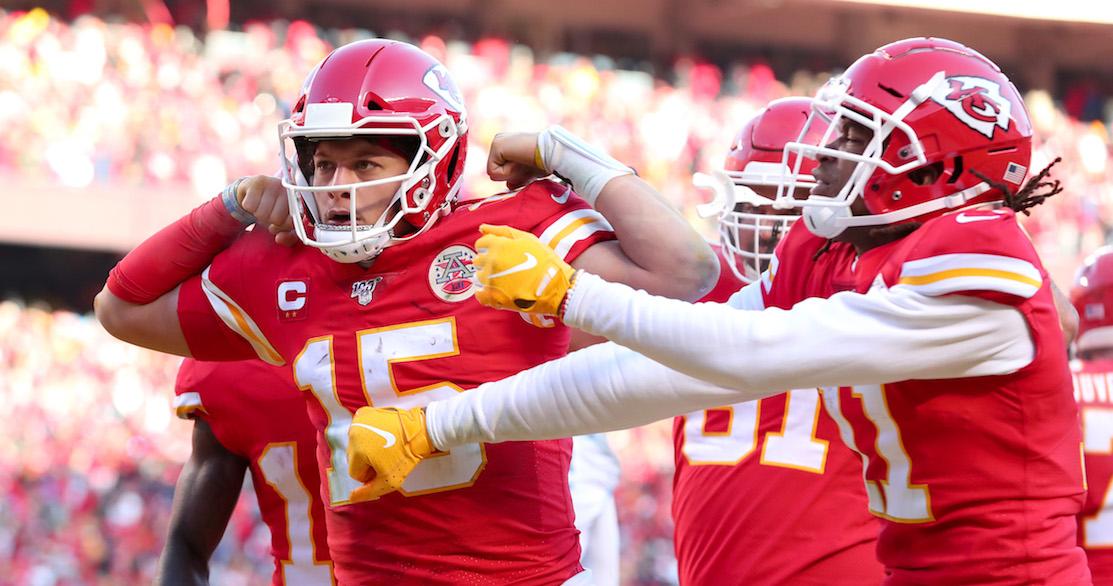Los Chiefs y Mahomes se escapan al Super Bowl, por primera vez en casi 50 años