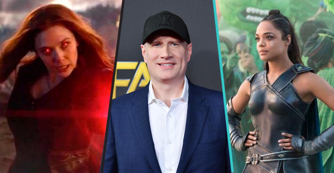 Kevin Feige confirma personaje trans para una película que ya se está filmando
