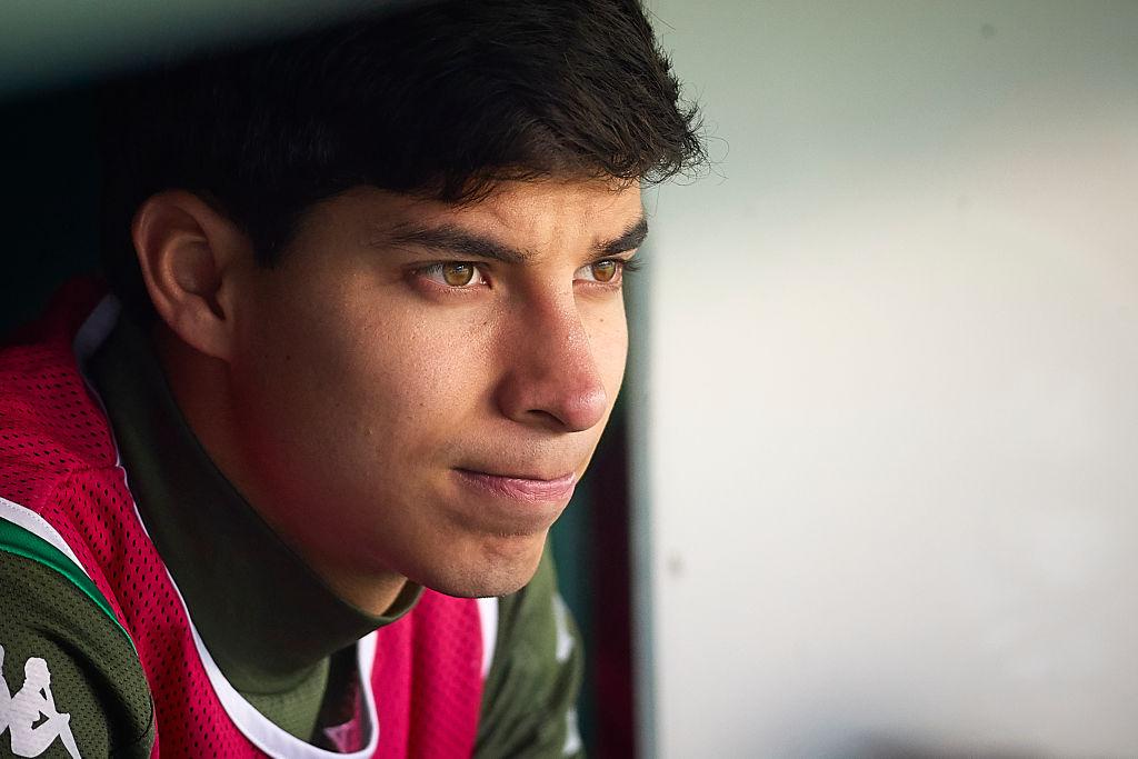 Javier Aguirre buscará a Diego Lainez como bombazo para el Leganés