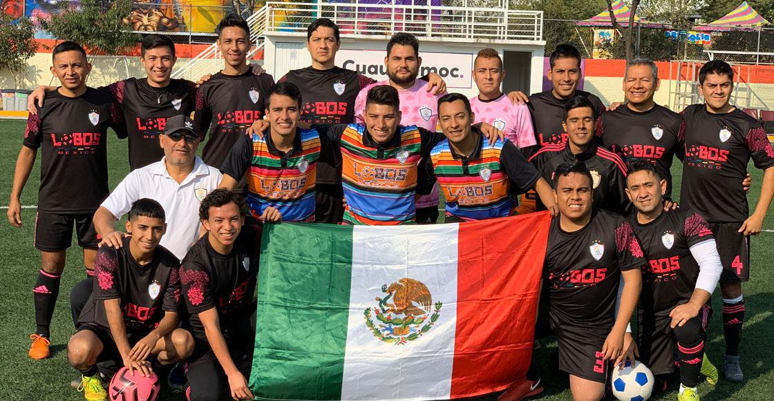 Lobos México: El equipo LGBT+ de futbol que necesita apoyo para representar a nuestro país en Las Vegas