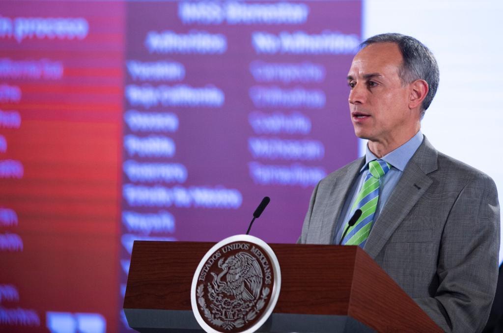 Subsecretario de Salud confirma primer caso de coronavirus en México