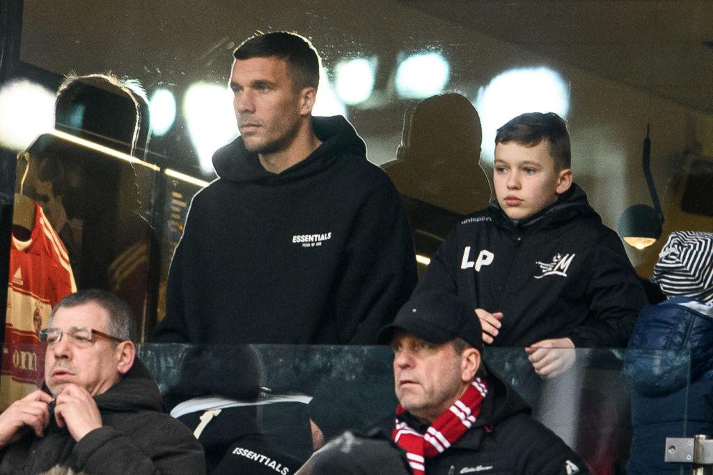 ¿Directo a Rayados? Podolski anunció su adiós del Vissel Kobe y vendría la 'bomba regia'