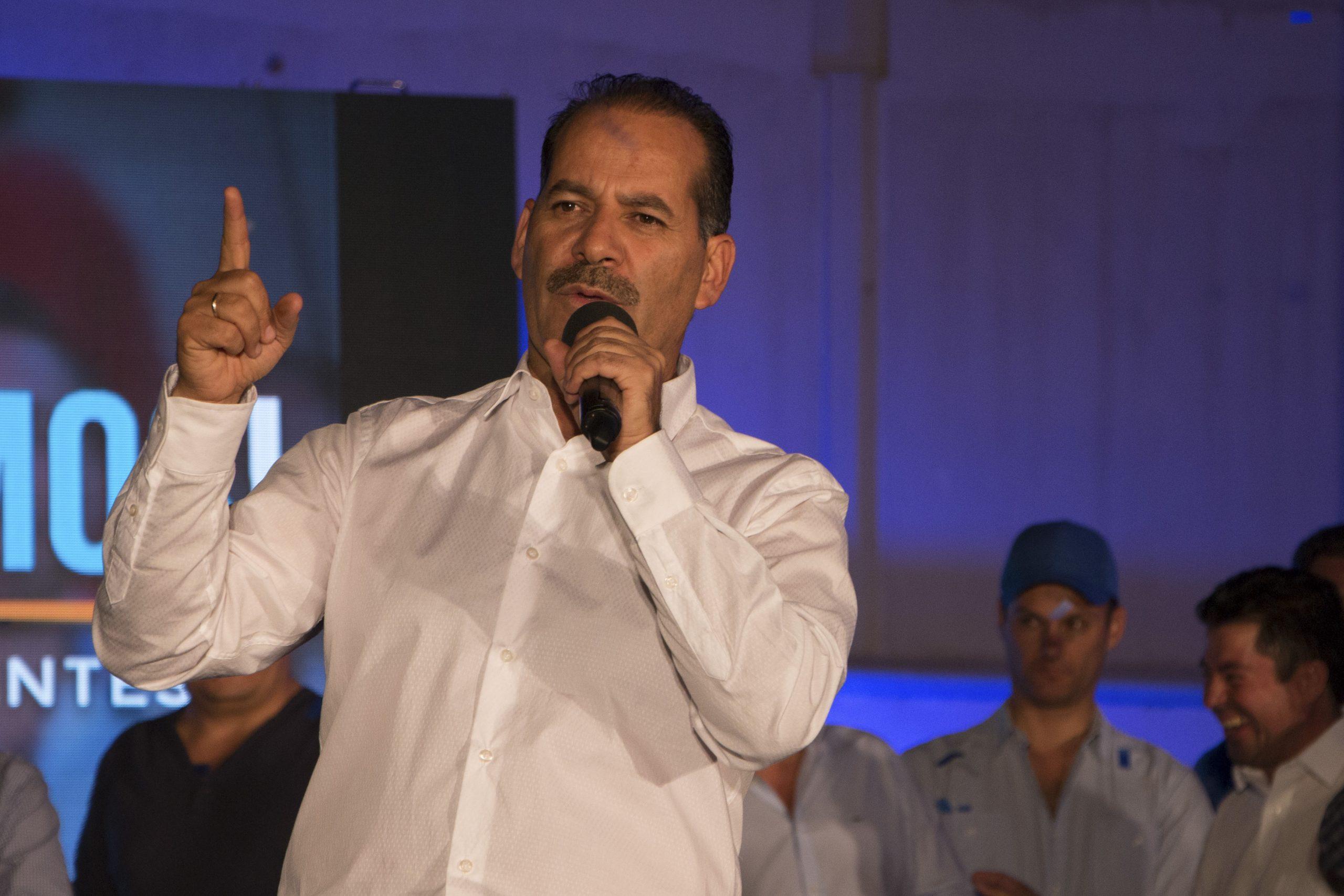 'Chingada' no fue la palabra adecuada: Gobernador de Aguascalientes