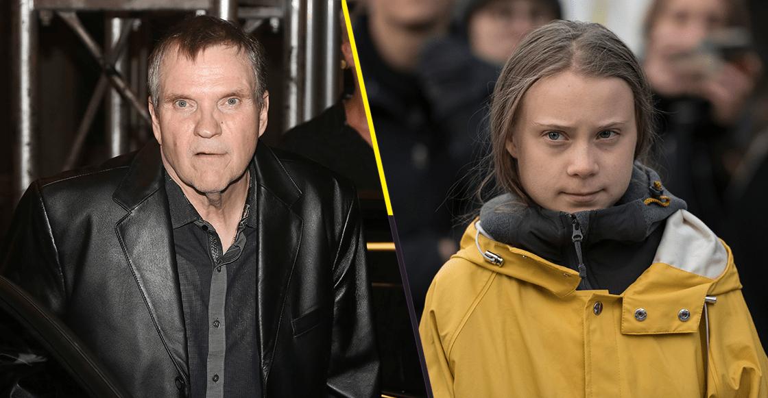 Ah caray: Meat Loaf piensa que a Greta Thunberg le