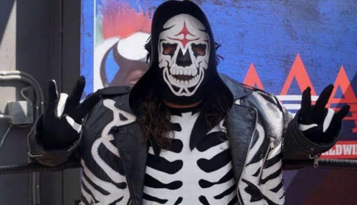 El mundo de la lucha libre le dio el último adiós a La Parka
