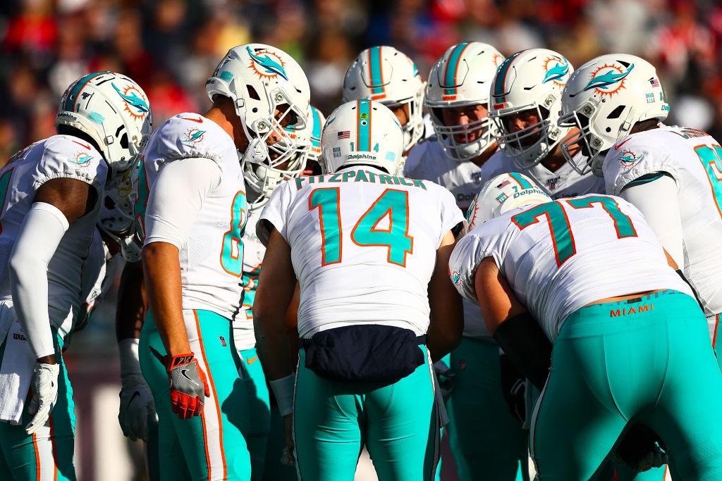 ¡Patriots vs Dolphins sería el juego de la NFL en México este 2020!