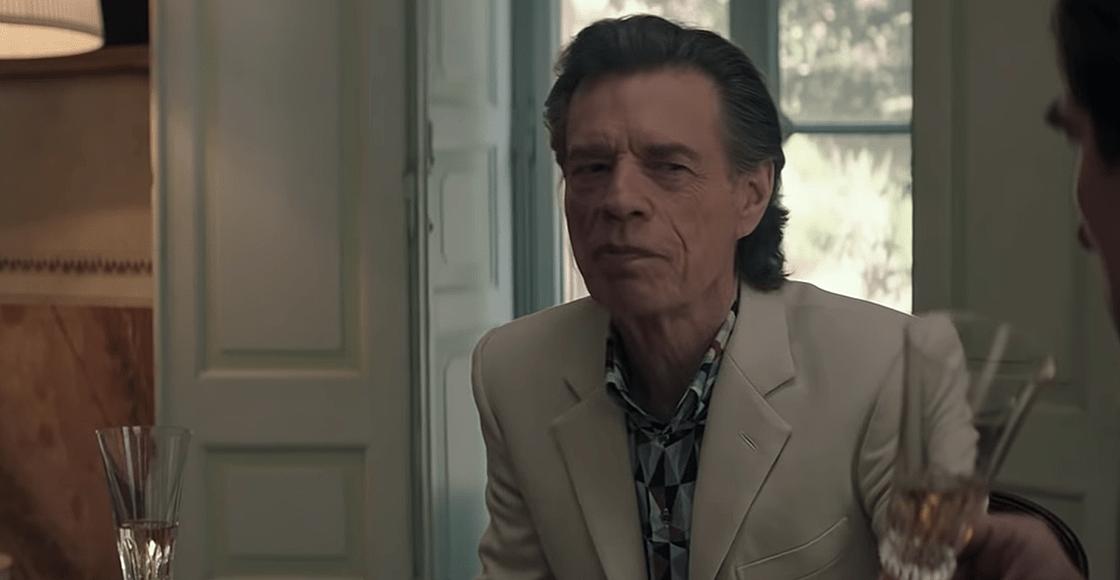 Volvió a la actuación: Mick Jagger será un traficante de arte en 'The Burnt Orange Heresy'