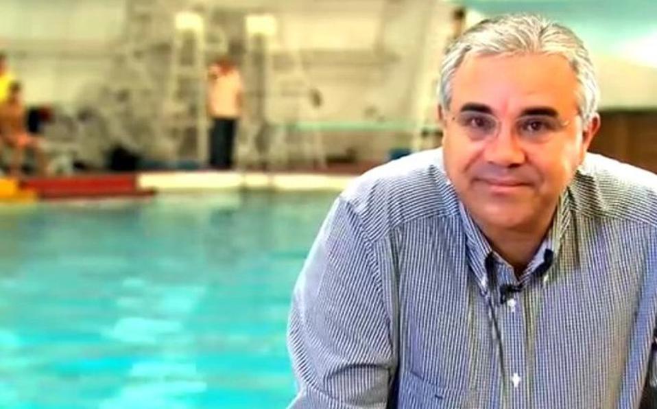 Muere Carlos Girón, clavadista y medallista olímpico mexicano