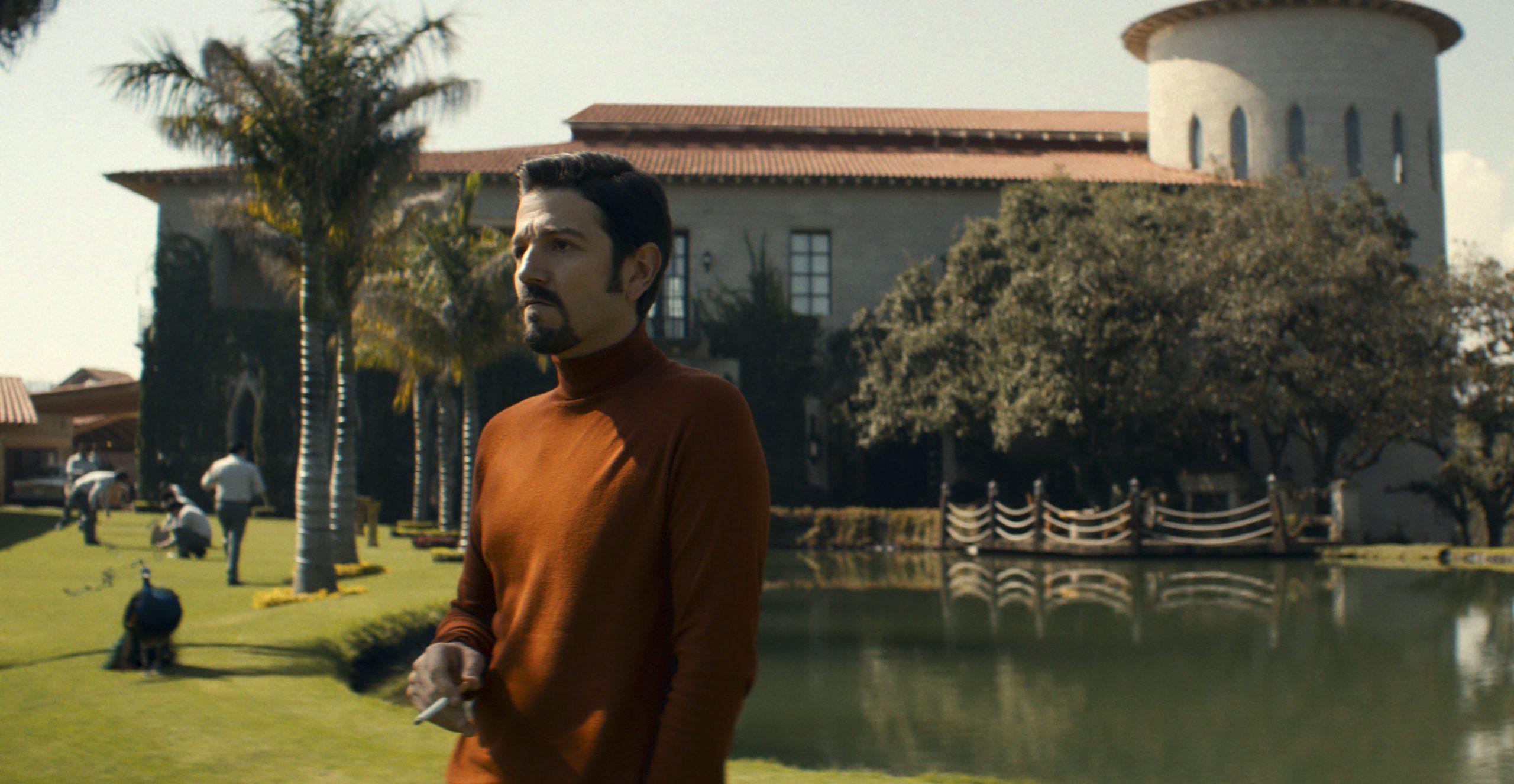 Netflix libera el tráiler oficial de la segunda temporada de 'Narcos: México' con Diego Luna