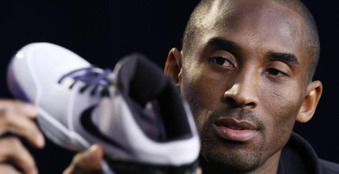Nike retiró todos los productos de Kobe Bryant