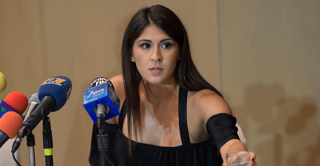 Paola Pliego gana demanda a Conade; será compensada con 15 millones de pesos