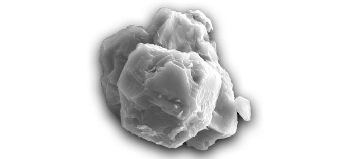 ¡Descubren el material más antiguo sobre la Tierra en el interior de un meteorito!