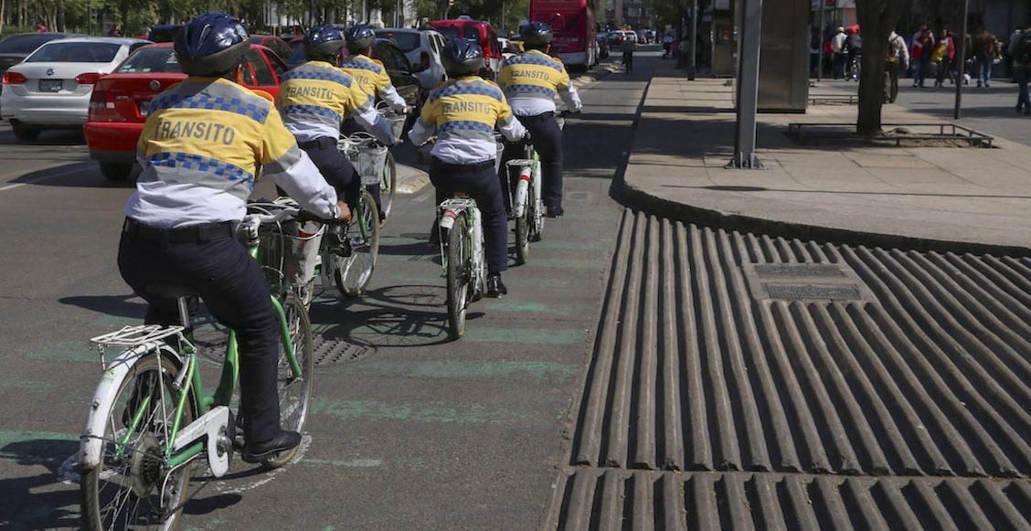 Investigarán compra 'millonaria' de bicis eléctricas para la Policía CDMX