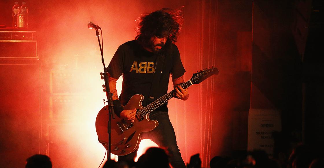 Probot: El proyecto donde Dave Grohl logró reunir a sus ídolos del metal