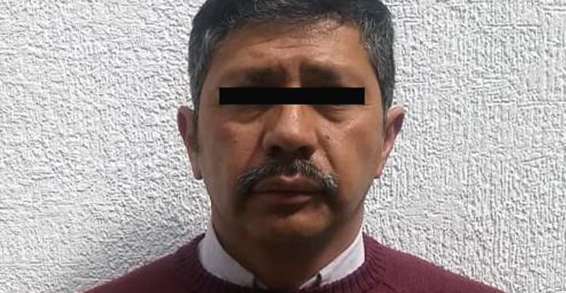 Detienen a profesor por abusar sexualmente de 5 niños en el Edomex