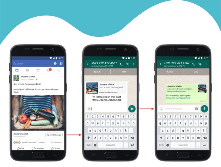 ¡Que siempre no! Facebook se retracta de incluir publicidad en WhatsApp