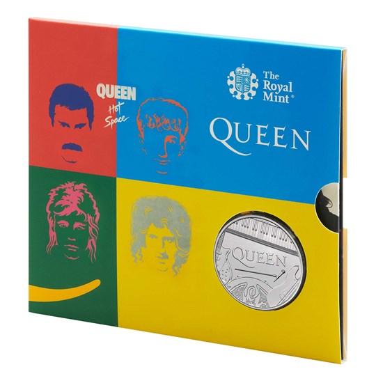 Queen ya tiene su propia moneda conmemorativa