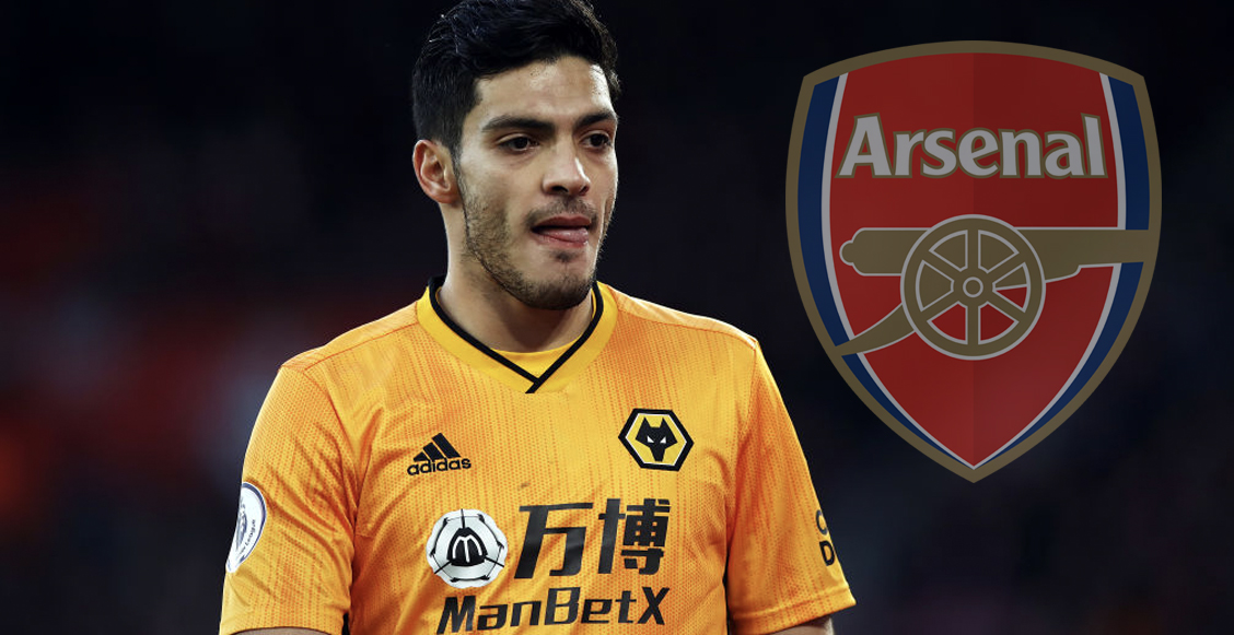 Lo que tiene que pasar para que Raúl Jiménez sea refuerzo del Arsenal