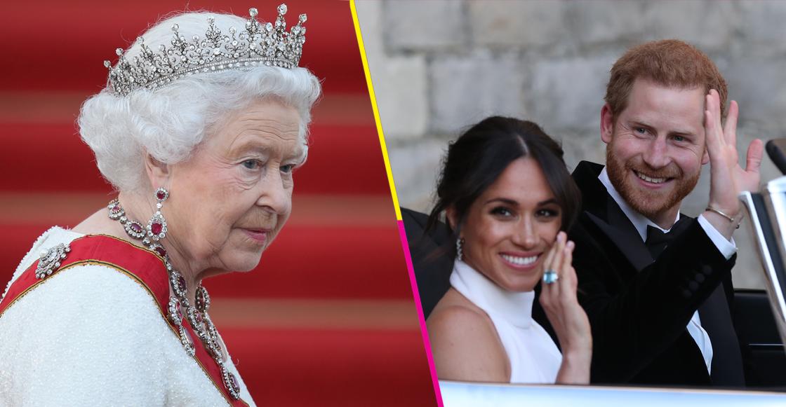 Las primeras palabras de la Reina tras la independencia del príncipe Harry y Meghan Markle