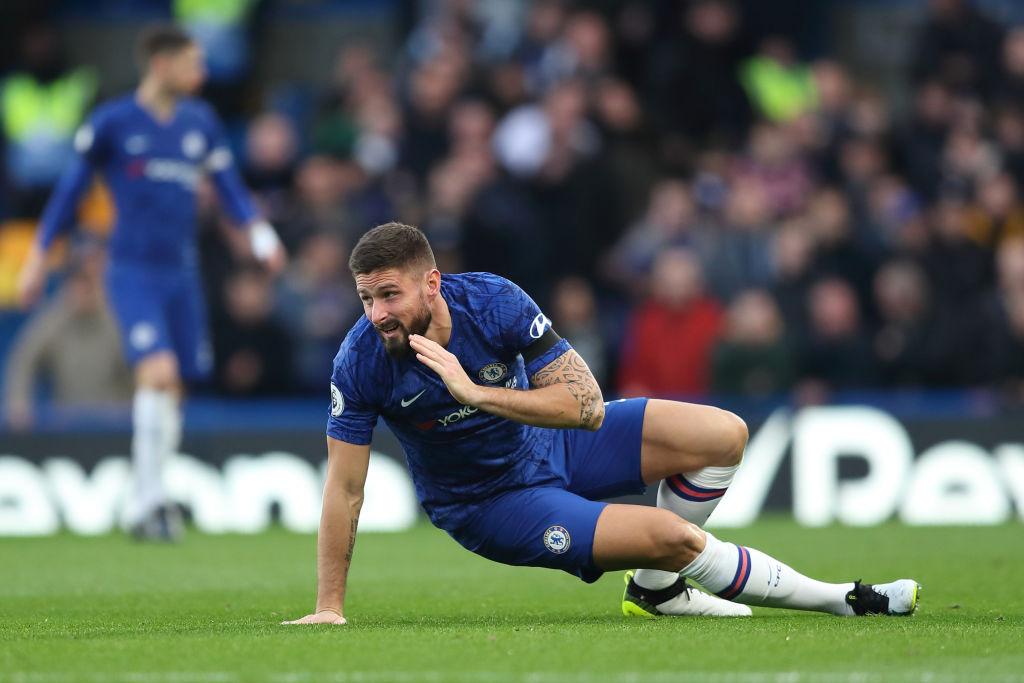 Reportan acuerdo entre el Chelsea e Inter de Milán por Olivier Giroud