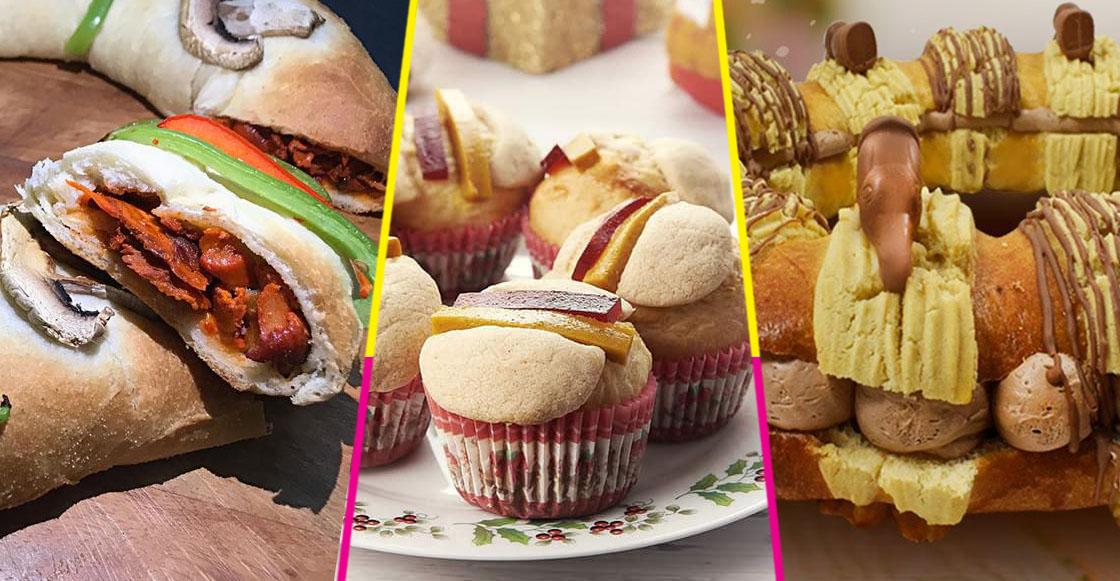 Esta son las 5 roscas de reyes más extravagantes y deliciosas para este 6 de enero