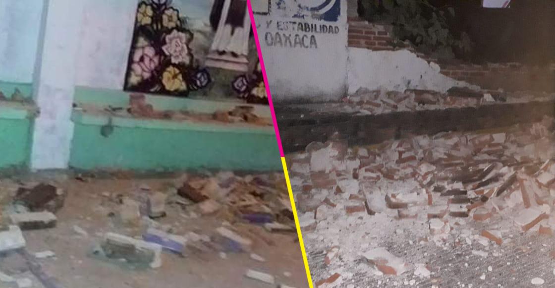 Van 183 réplicas del sismo de 5.3 grados en Oaxaca: SSN
