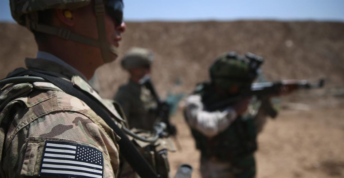 soldados estados unidos