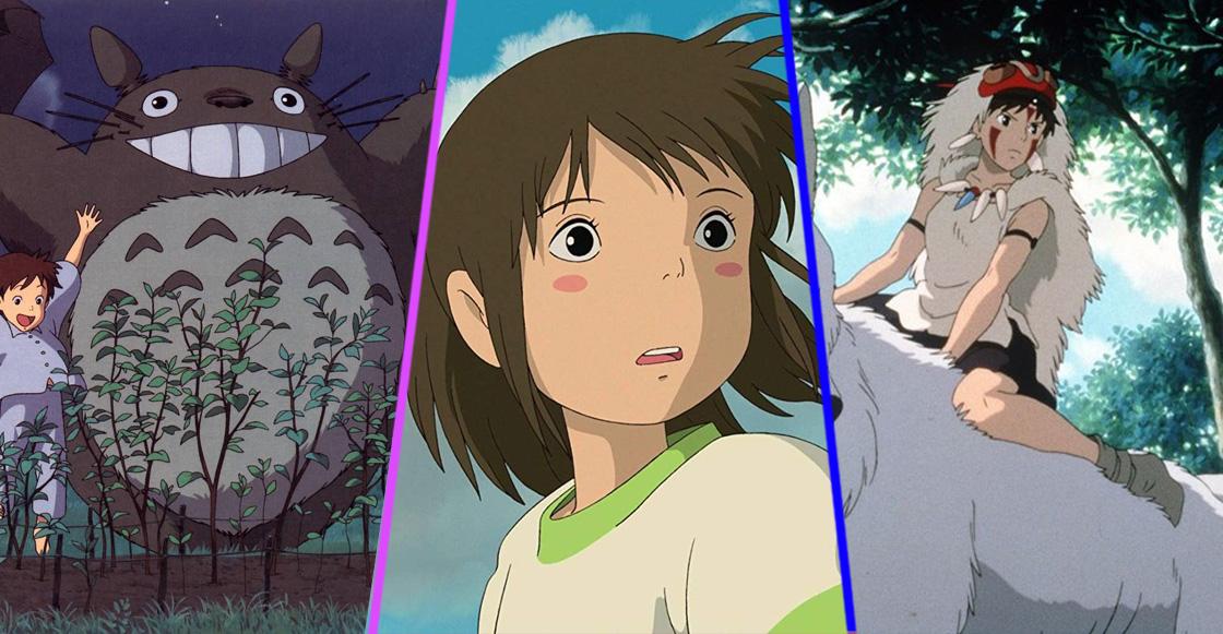 'El viaje de Chihiro', 'Mi vecino Totoro' y más de Studio Ghibli llegará a Netflix en febrero