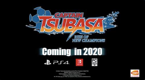 ¡Paren todo! Habrá nuevo videojuego de los Super Campeones para este 2020
