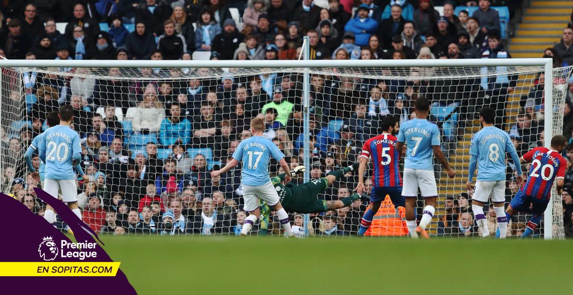 Autogol de Fernandinho le quita el triunfo al Manchester City sobre el final