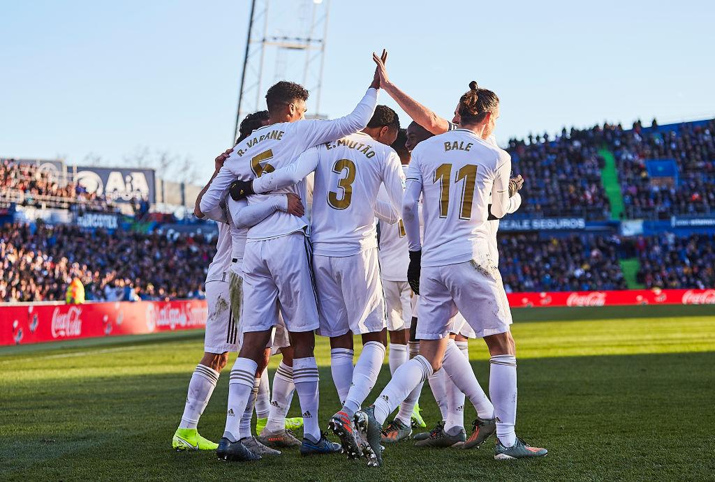Varane salió en 'modo Dios' y Real Madrid le ganó al Getafe