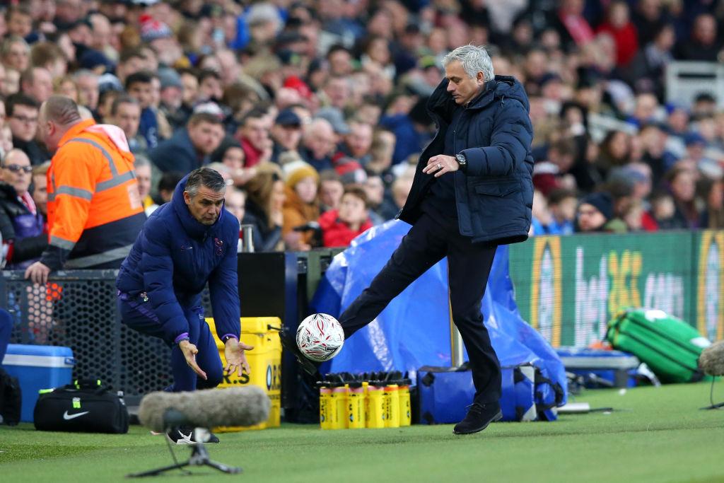 Tottenham rescató el empate ante el Middlesbrough y jugarán 'replay'