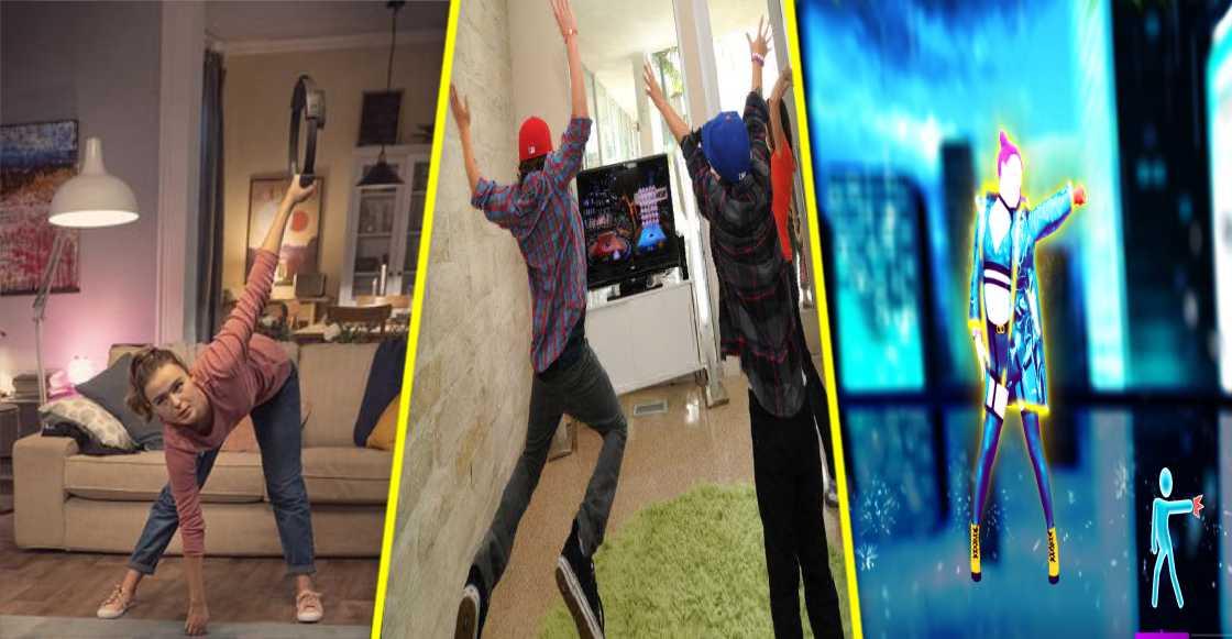 Queridos Reyes Magos: Estos videojuegos contemplan la actividad física