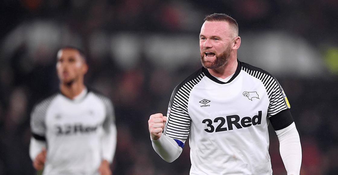 Wayne Rooney dio negativo a coronavirus pero aún así estará 15 días en cuarentena
