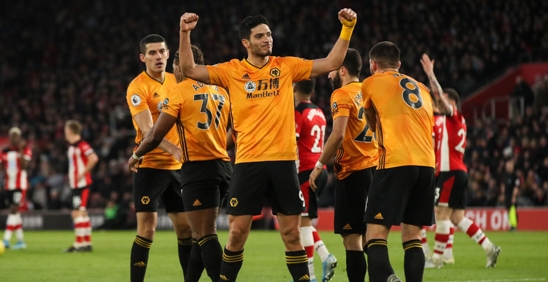 ¡En la élite! Colocan a los Wolves de Raúl Jiménez como décimo mejor equipo del mundo